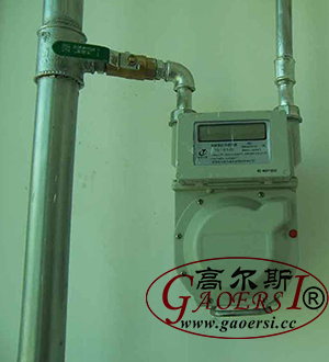G4, domestic gas meters, ガスメーター